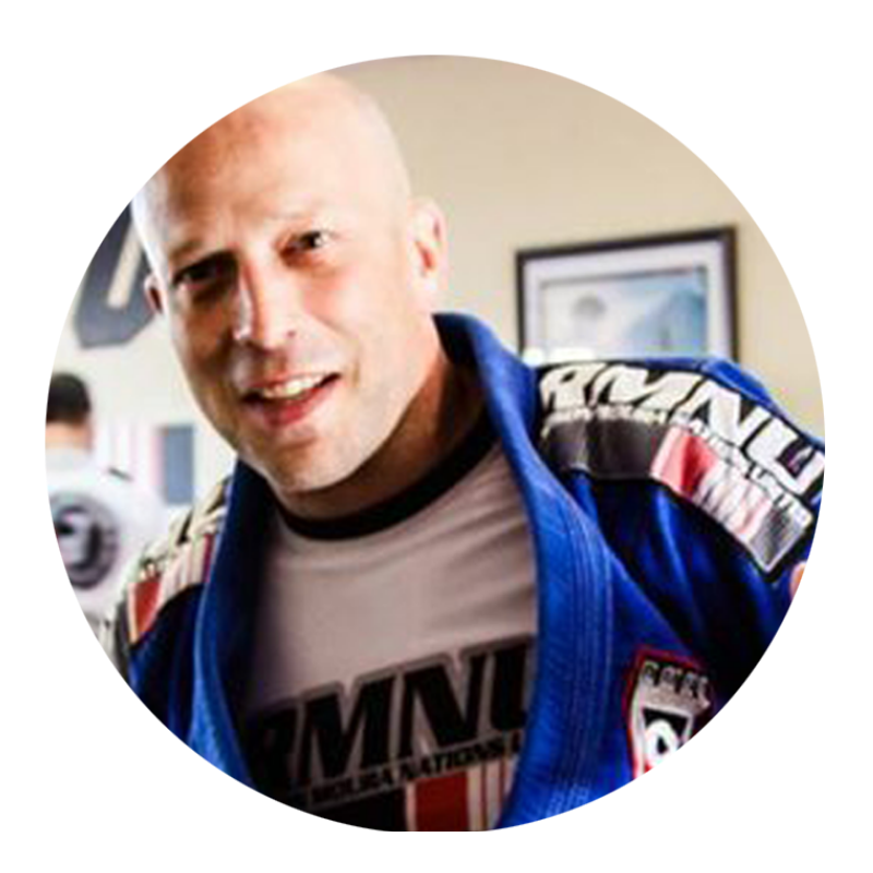 Lane Anfdrews BJJ